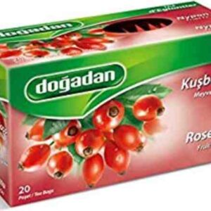 DOGADAN ROSEHIP FRUIT TEA 20 Bags