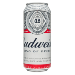 BUDWEISER BEER CAN 500ML