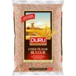 DURU BROWN COARSE BULGUR 1KG ESKI PAKET
